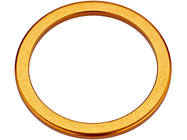 """KCNC Headset Spacer 1 1/8"""" 2mm, gold"""